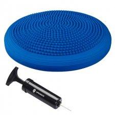 SPRINGOS Balančný senzorický disk PRO - modrý