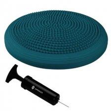 SPRINGOS Balančný senzorický disk PRO - tmavo modrý