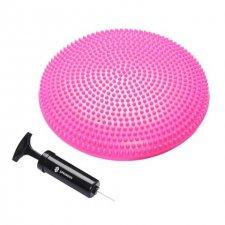 SPRINGOS Balančný senzorický disk - ružový