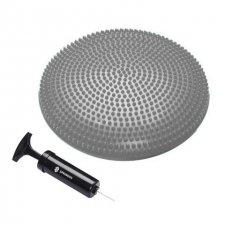 SPRINGOS Balančný senzorický disk - sivý