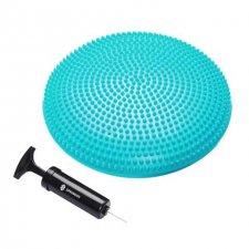 SPRINGOS Balančný senzorický disk - tyrkysový
