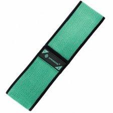 SPRINGOS Fitness guma na cvičenie Hip Band - L - 2x43 cm - zelená