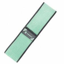SPRINGOS Fitness guma na cvičenie Hip Band - S - 2x33 cm - mätová