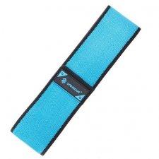 SPRINGOS Fitness guma na cvičenie Hip Band - S - 2x33 cm - modrá