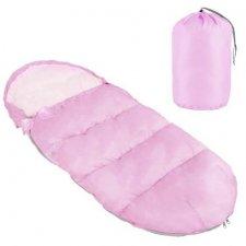 SPRINGOS Fusak Luxury 4v1 - 90cm - Ružový
