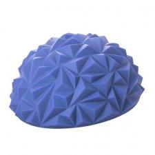 SPRINGOS Masážna balančná lopta s hrotmi - modrá