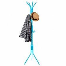 SPRINGOS Stojanový vešiak 177cm - modrý