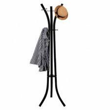 SPRINGOS Stojanový vešiak Tripod 180cm - čierny