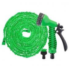SPRINGOS Záhradná flexibilná hadica 20m - 60m - zelená
