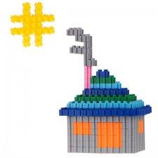 Stavebný Box: 290ks + dinosaury