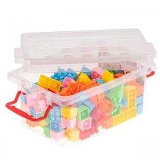 Stavebný Box: Detské kocky 115ks