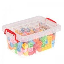 Stavebný Box: Detské kocky 390ks