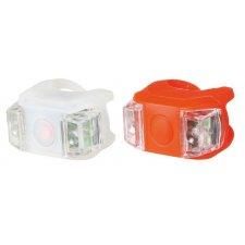 Súprava svietidiel na bicykel,LED