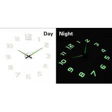 Svietiace hodiny: Číslice  50-60cm