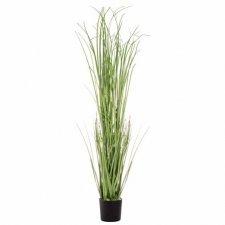 Umelá tráva v črepníku 120cm
