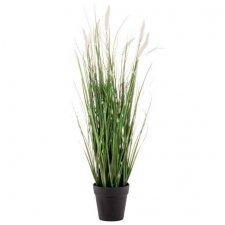 Umelá tráva v črepníku 70 cm: Klasy