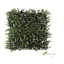 Umelý živý plot - zmes kvetov NB 217 - panel 0,5x0,5 m