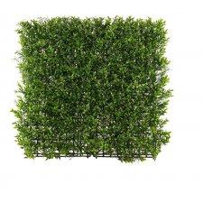 Umelý živý plot - zmes kvetov NB 228 - panel 0,5x0,5 m