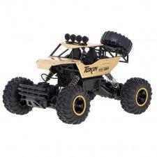 RC auto Rock Crawler 4WD 1:12 - zlaté