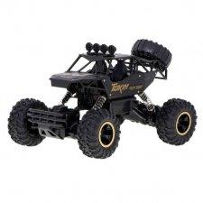 RC auto Rock Crawler 4WD 1:12 - čierne