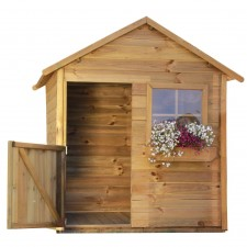 Drevený záhradný domček pre deti MATT