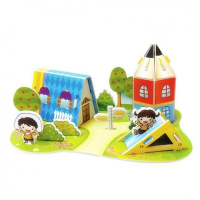 3D puzzle – Detské ihrisko
