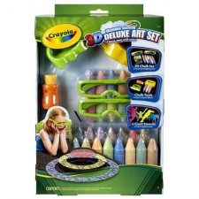 3D kriedy Deluxe Art Set...