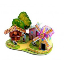 3D puzzle – Farma