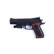 Pištoľ LIAM s laserovým zameriavaním