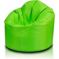 Sedácí vak Star Ekokoža Zelená olivová svetlá