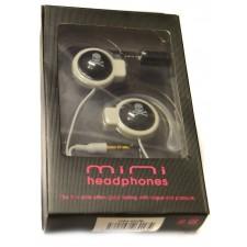 Slúchadlá Mini headphones Black