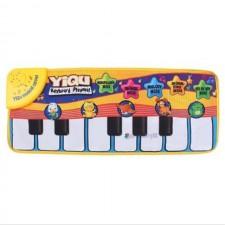 Multifunkčná vzdelávacia podložka piano