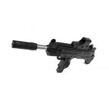 Puška TOBY s laserovým zameriavaním