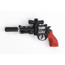 Pištoľ JACK s laserovým zameriavaním