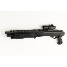 Puška BOB s laserovým zameriavaním