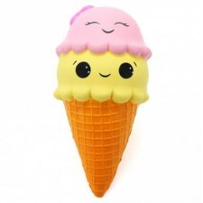 Anti-stresová hračka: Zmrzlina
