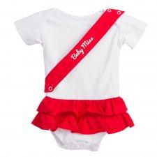 Baby Miss – detské body, veľkosť: 68