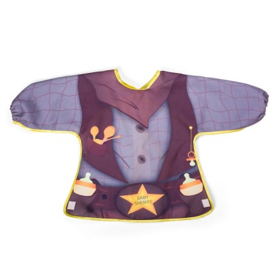 Baby Sheriff - Podbradník s rukávmi