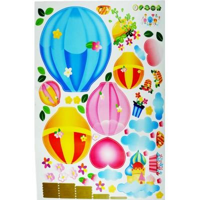 Samolepky na stenu - balóny
