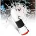 Baterka s núdzovým kladívkom na sklo