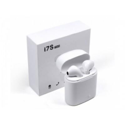 Bezdrôtové slúchadlá i7 + PowerBank