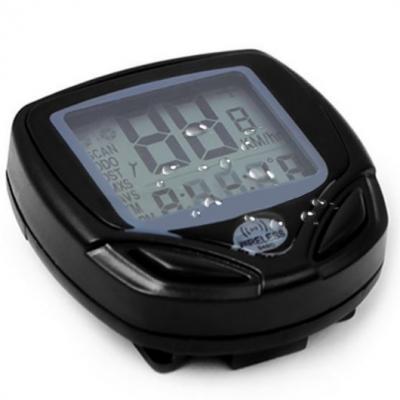 Bezdrôtový cyklometer