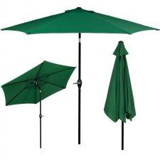 Záhradný slnečník Modern 260cm - zelený