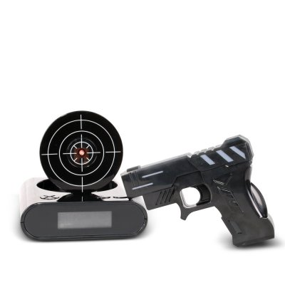 Budík sniper - Čierny