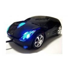 Myška v tvare auta