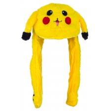 Čiapka pre deti FLIP s nafukovacími ušami - Pikachu