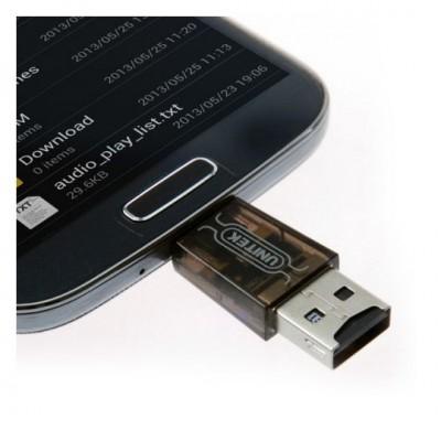 Čítačka – MicroSD-USB