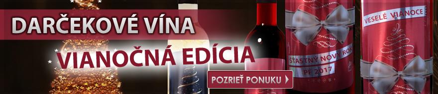 Darčekové vína & šampanské