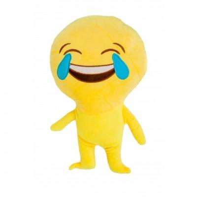 "Dekoračný vankúš Emoji  ""Tears-Of-Joy"""