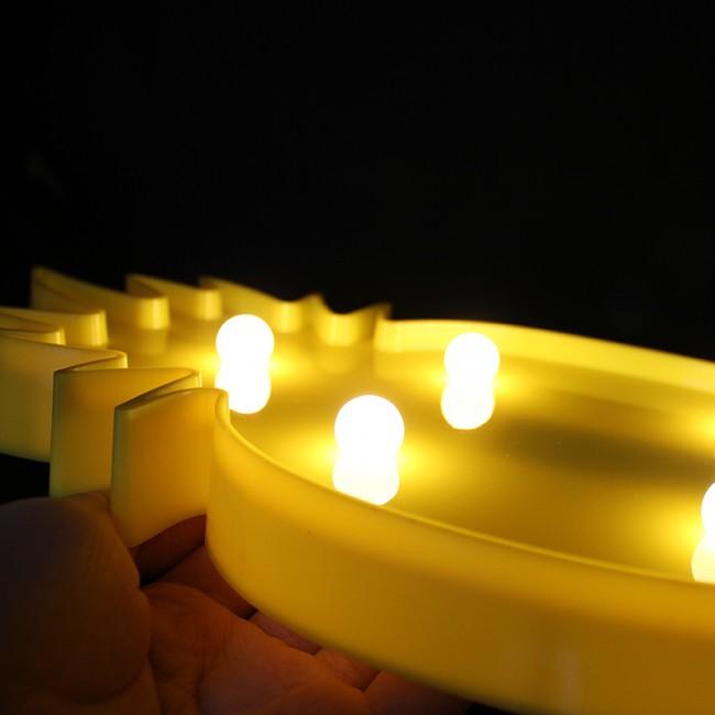 061bc309d Dekoratívna LED lampa – ananás | SkvelyDarcek.sk